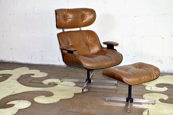 "Janet is a fan of Philadelphia's Chairloom and its ""beautiful repurposing  of upholstered furniture."" An Eames-Style Lounge Chair can be purchased for  $975 ... - Editors' Picks: 10 Favorite Sources For Bargain Vintage Furniture"