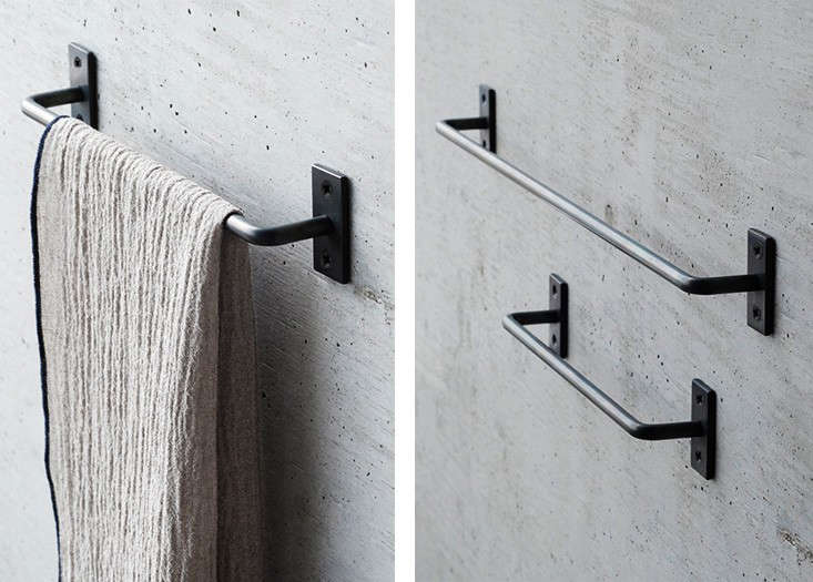 Back To Brass Glamorous Bath Fixtures From Japan Remodelista - Where to buy bathroom hardware