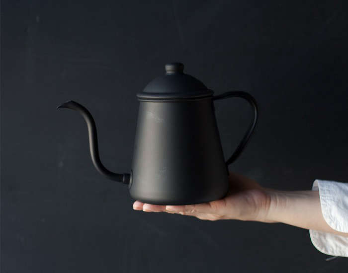 Coffee Pouring Pot at Anzu in New York & 15 Best Online Shops for Japanese Housewares Design - Remodelista