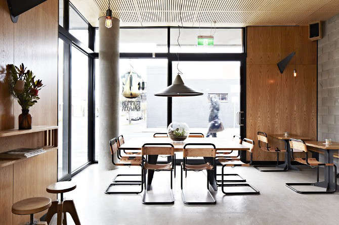 Star Wars Is Melbourne The New Coffee Bar Capital Remodelista