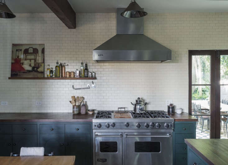 Viking Was The Range Of Choice In A Kitchen By Commune We Wanted It