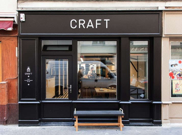 Good ... Craft Cafe, Near The Newly Chic Canal Saint Martin, Provides A  Workspace And Hangout Spot For The Creatively Inclined. Plus, Good Design,  Good Coffee, ...
