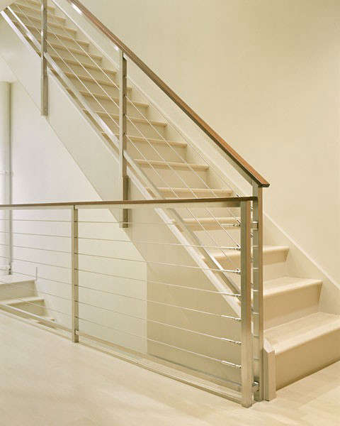 10 Favorites Wood And Steel Stairs From The Remodelista Architect