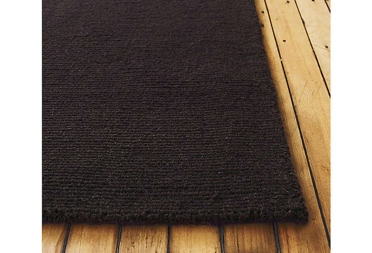 10 Easy Pieces: Black, Low Pile Area Rugs