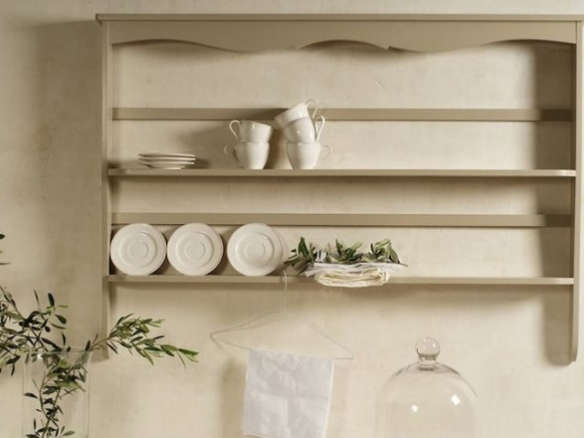 & Decorative Plate Rack