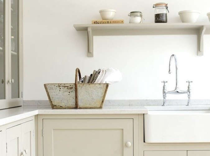 Devol Shaker Kitchen Counter Remodelista