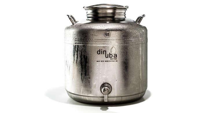 5 Favorites Stainless Steel Water Fustis Italian Edition Remodelista