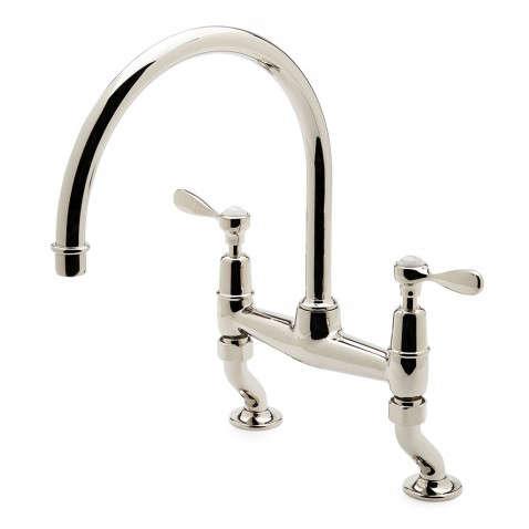Kitchen Faucet With Goose Neck  Pieces