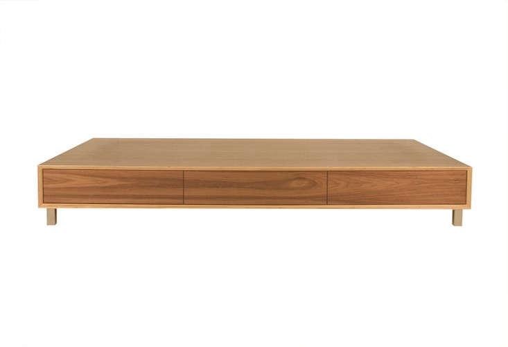 10 easy pieces wood platform bed frames remodelista - Plywood for platform bed ...