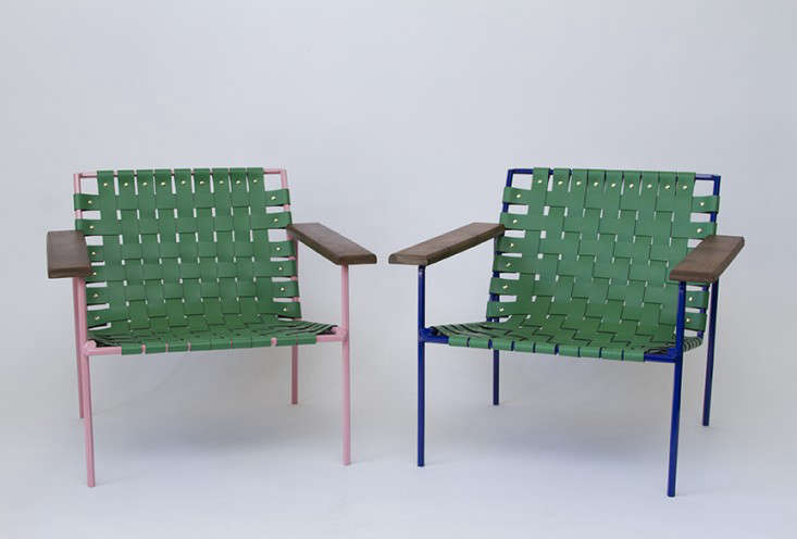 Superieur Above: A Pair Of Rod And Weave Chairs Made For The Noho Next Exhibition  Curated By Sight Unseen. U201cThe Inspiration For These Chairs Started Where A  Lot Of My ...