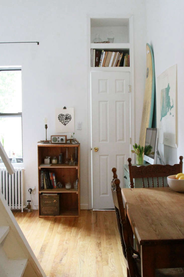 Survival Guide: Life in a Tiny Apartment, Brooklyn Edition - Remodelista