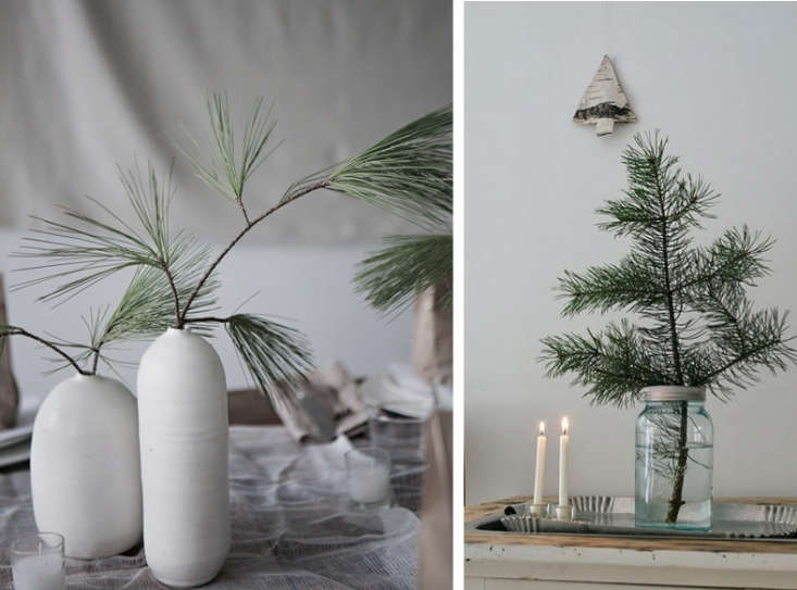 10 Favorites No Cost Holiday Decor Ideas Remodelista
