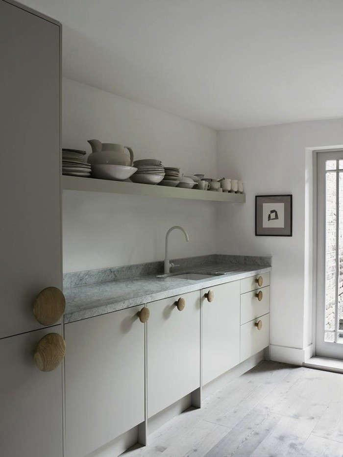 Design Sleuth: Oversized Cabinet Pulls - Remodelista