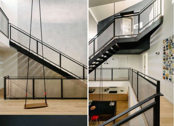 10 Favorites: Wood And Steel Stairs From The Remodelista Architect/Designer  Directory   Remodelista