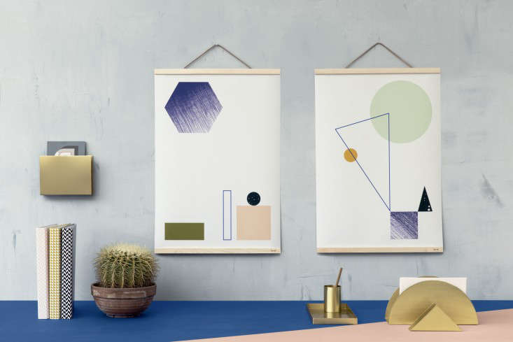 6 Simple Ways to Hang Art - Remodelista