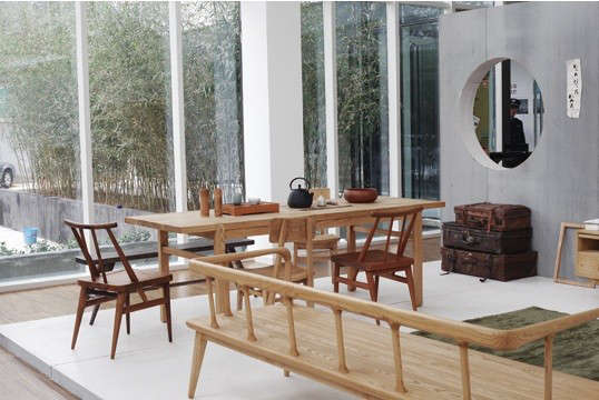 Bauhaus In Beijing Craft Furniture From An Emerging Designer