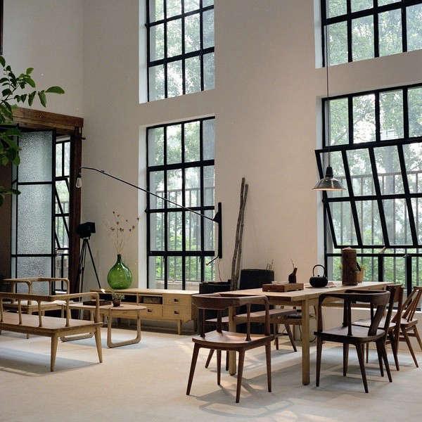 Bauhaus in Beijing: Craft Furniture from an Emerging Designer ...