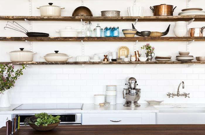 Kitchen Counter With Food steal this look: food 52 office kitchen - remodelista