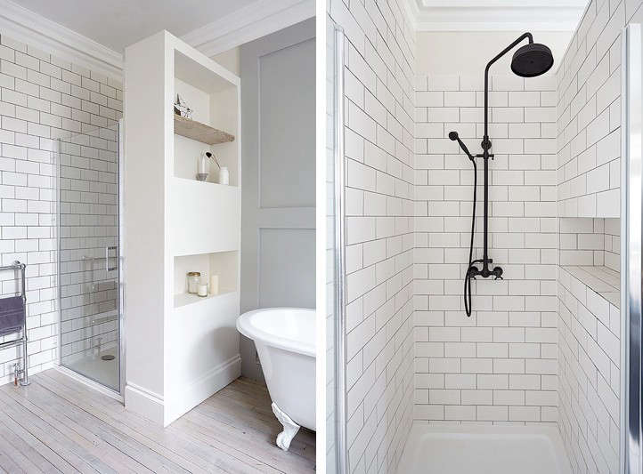 House Call Endless Summer In A London Victorian Remodelista - Remodelista bathroom