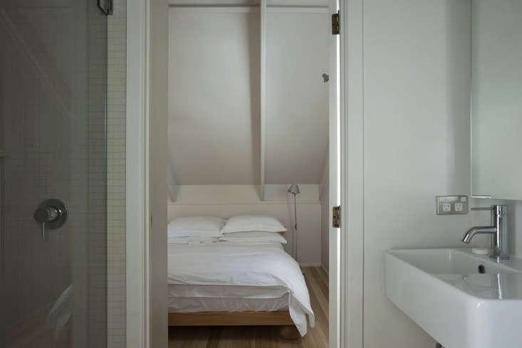 Studio Apartment Above Garage small-space living: an airy studio apartment in a garage - remodelista