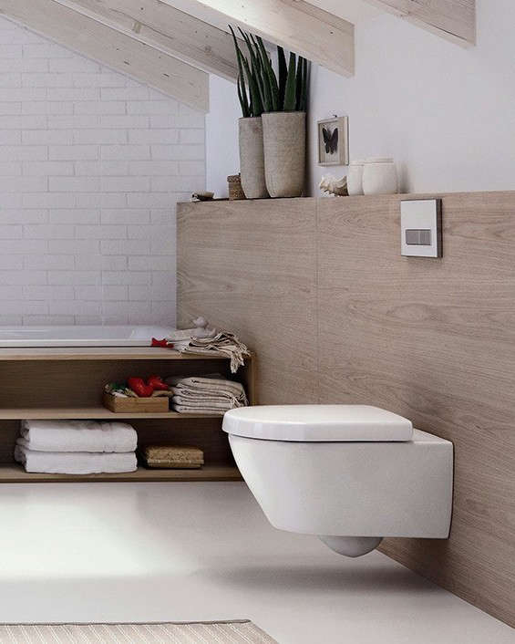 Wall Hanging Toilet 10 easy pieces: wall-mounted toilets - remodelista