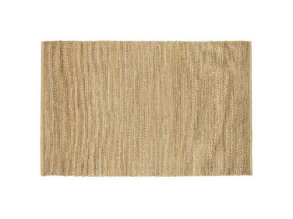 heathered chenille jute rug natural