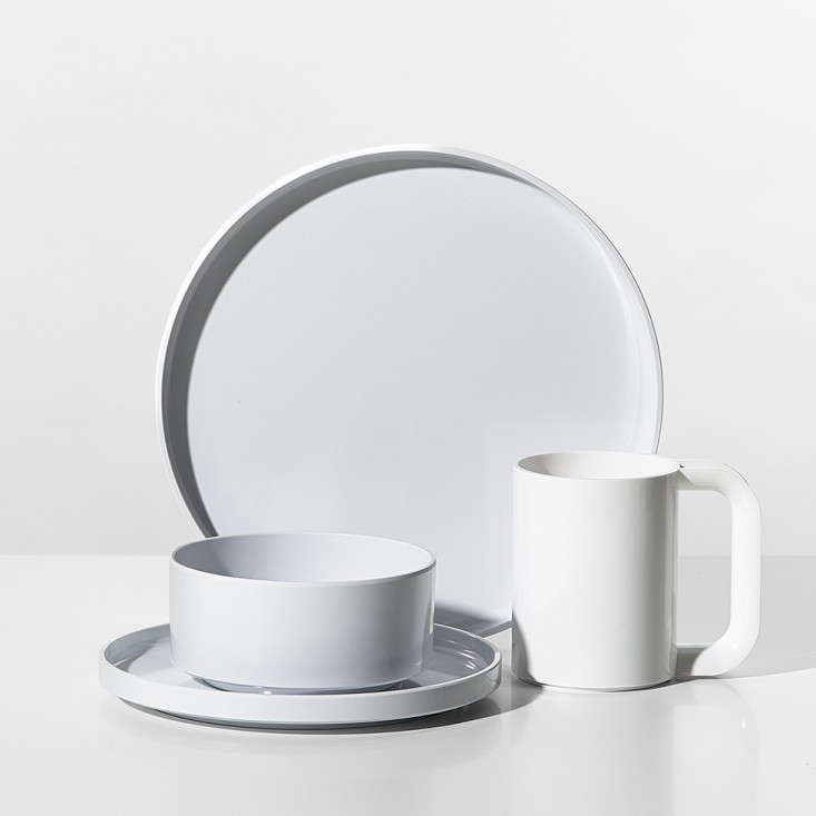 Object Lessons Heller Dinnerware By Massimo Vignelli Remodelista