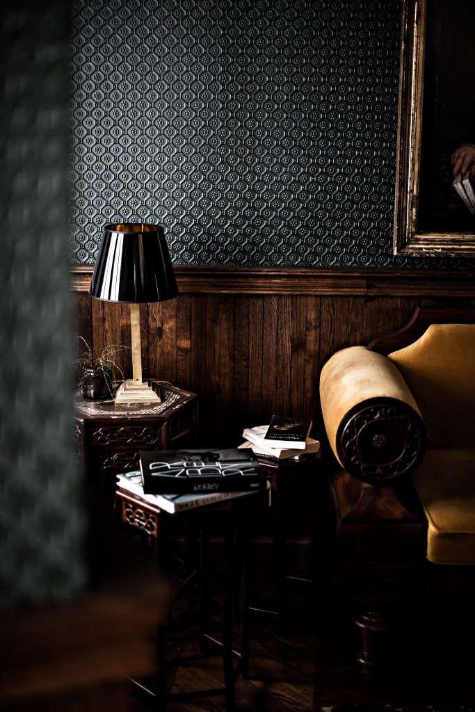 Velvet Goldmine Maximalist Glamour At H 244 Tel Providence In