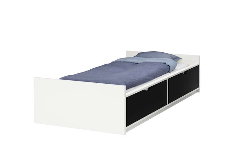 Flaxa Bed Frame with Storage