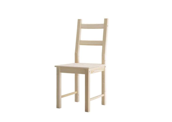 Incredible 10 Easy Pieces Wood Dining Chairs For Under 200 Remodelista Pdpeps Interior Chair Design Pdpepsorg