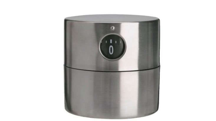 Good Above: Ikeau0027s Stainless Steel Ordning Kitchen Timer Is $11.70 Via Amazon.
