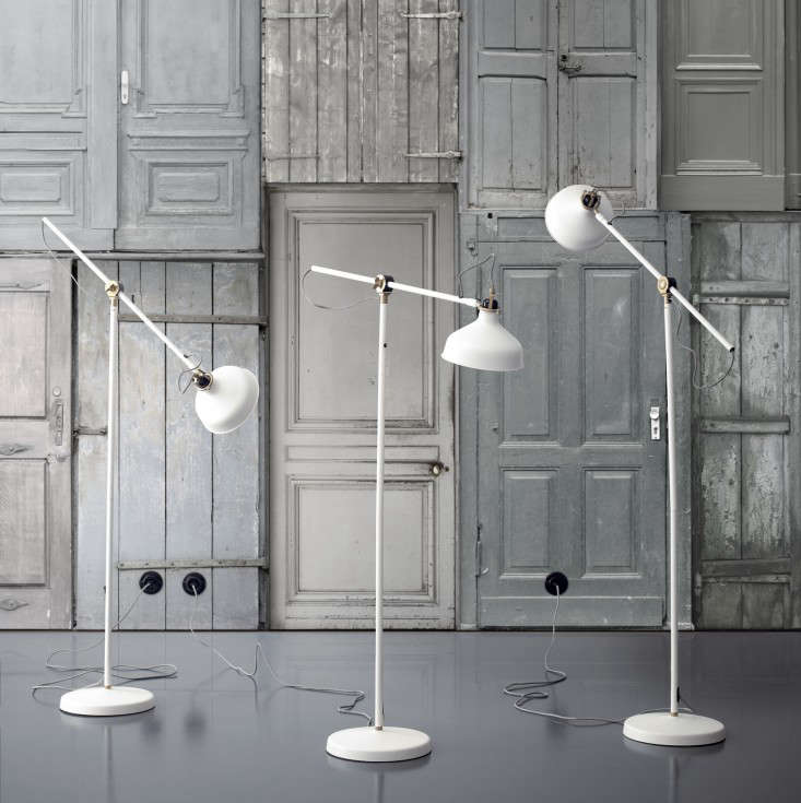 Industrial Chic Lighting from Ikea - Remodelista