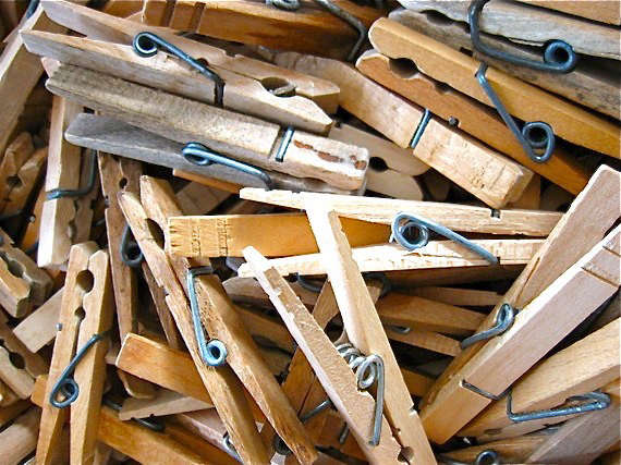 5 Favorites Classic Made In The Usa Wooden Clothespins