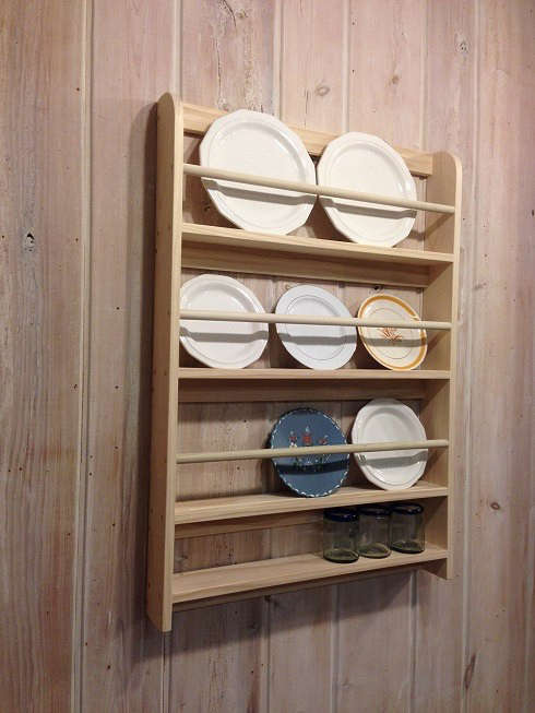 10 Easy Pieces Wall Mounted Plate Racks Remodelista
