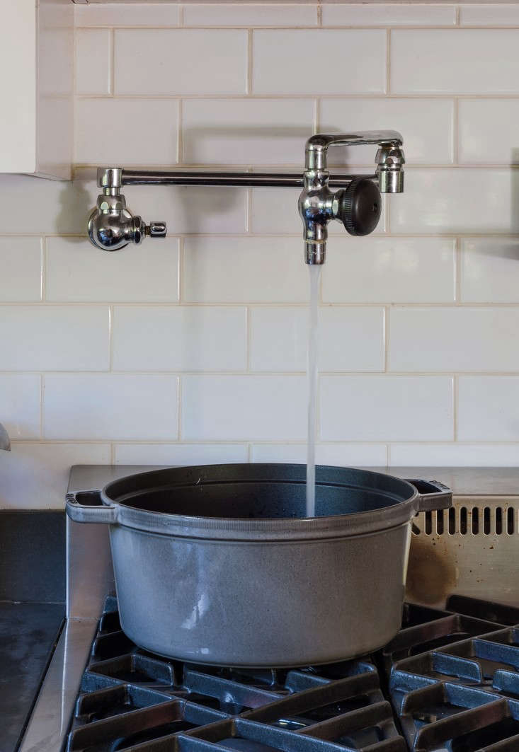 Kitchen Needs A Pot Filler Faucet