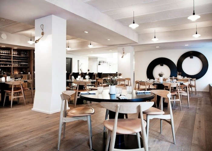 Island-to-Table Dining in Copenhagen