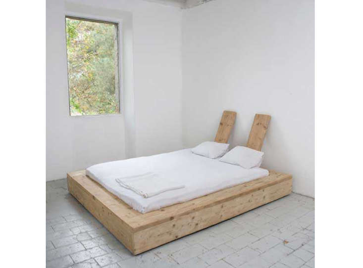Beau Above: Italy Based German Designer Katrin Arens Makes The Ho Sognato Di Te  Bed With A Custom Mattress. For Details, See Our Post A DIY Bed Made From  ...