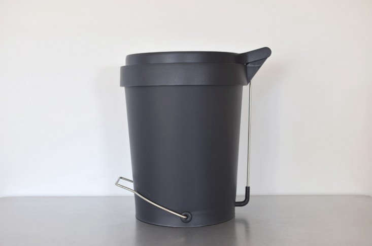 The Pedal Trash Bin Reinvented by a Design Star