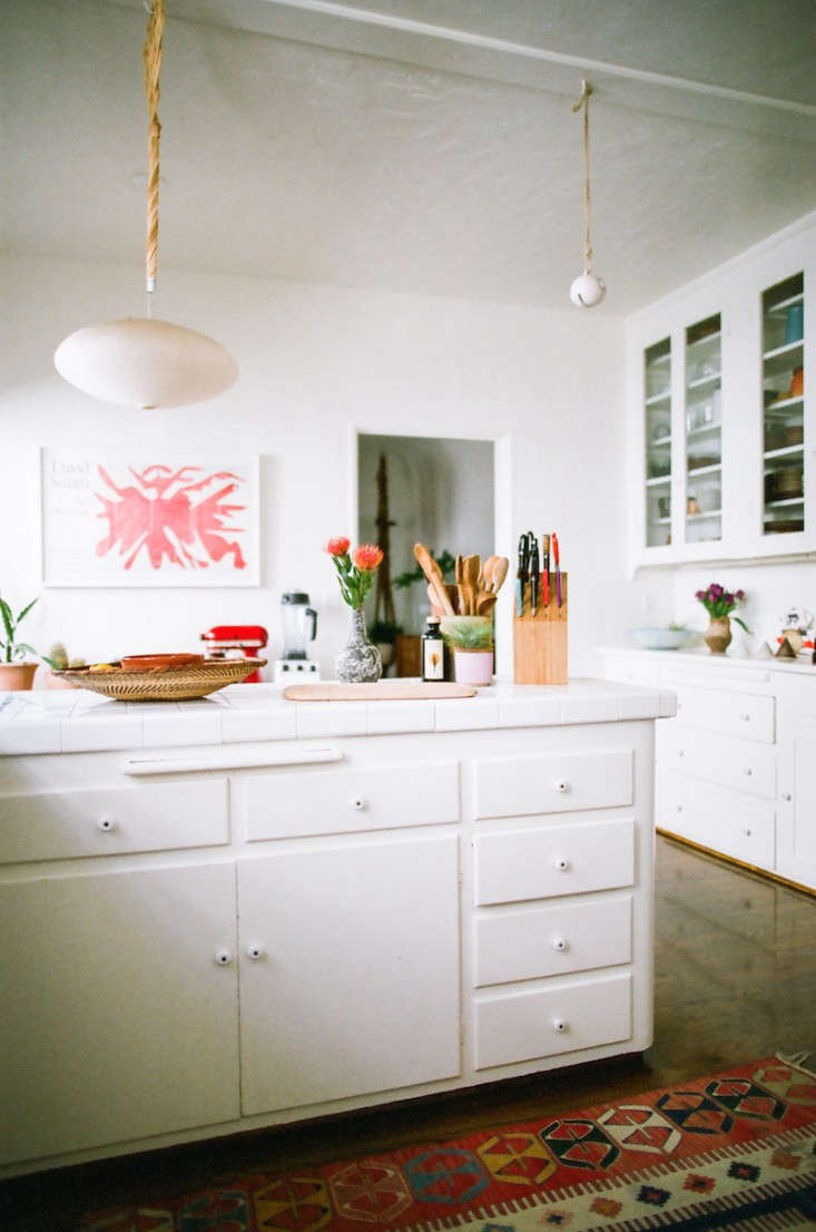 Steal This Look: Designer Lauren Soloff\'s Colorful LA Kitchen ...