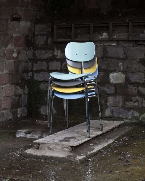 eiermann chair se 68 su. Black Bedroom Furniture Sets. Home Design Ideas