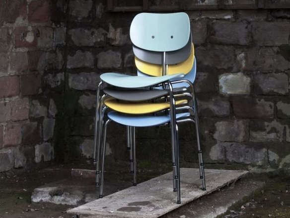 Se 68 Egon Eiermann Chair
