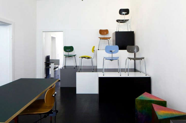 Back To The Future: Furniture Designs By Egon Eiermann
