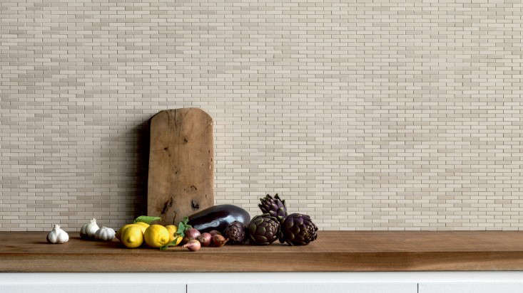 Trend Alert 48 Minimalist Graphic Ceramic Tiles Remodelista Best Ann Sacks Glass Tile Backsplash Minimalist