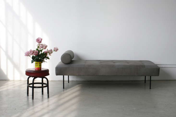 ... Roheu0027s Barcelona Couch Is One Of The All Time Most Referenced Pieces Of  Furniture. A Recent Version We Like: LA Designer Michael Felixu0027s Goddard  Daybed, ...