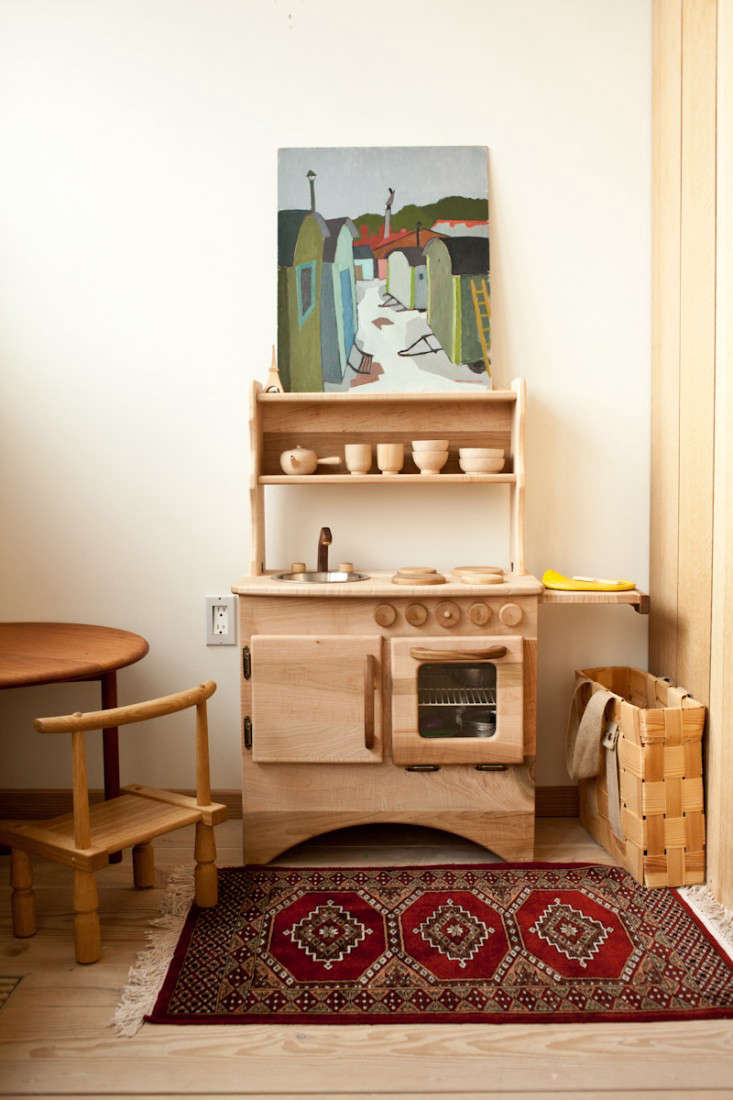 A Scandinavian Inspired Kitchen with Hints of