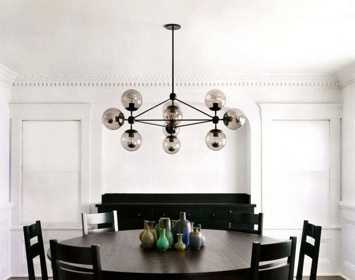 HighLow Modo Chandelier Remodelista