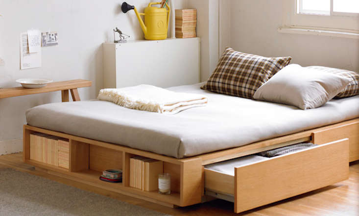 sleep and stow bed frames with built in storage - Double Size Bed Frame