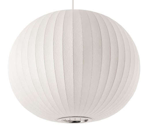 George nelson ball pendant lamp aloadofball Image collections