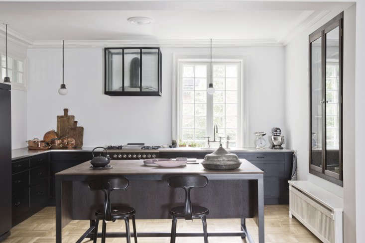 Exceptional Industrial Kitchen Stools Part - 10: Design Sleuth: Industrial Kitchen Stools From Nicolle In France -  Remodelista