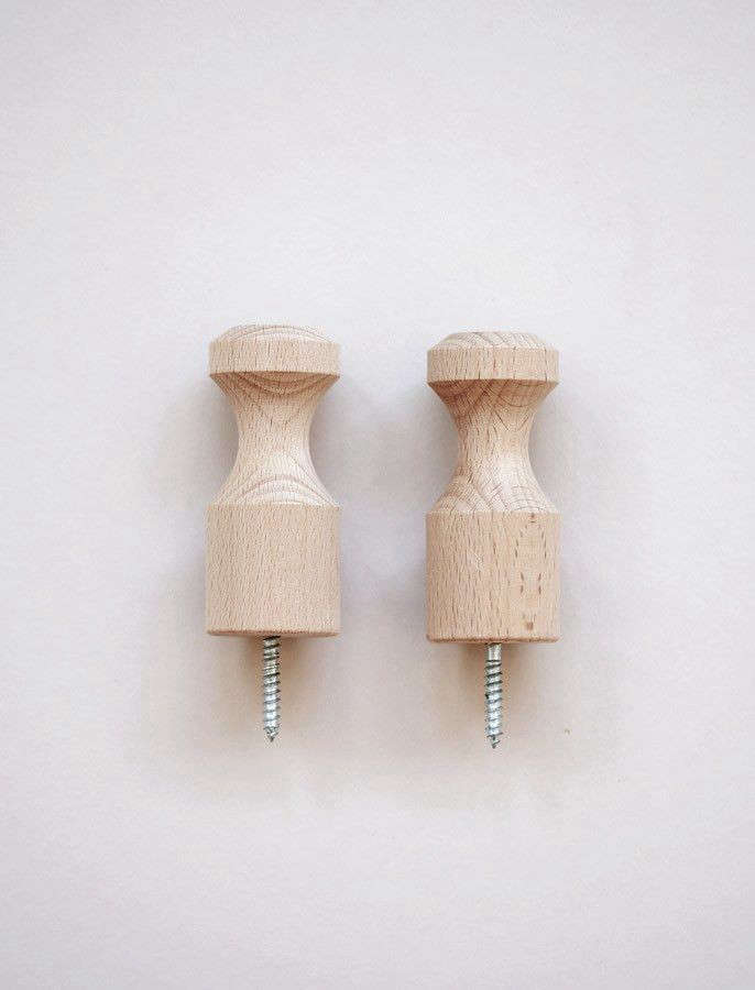5 Favorites Wooden Hooks For The Simple Home Remodelista